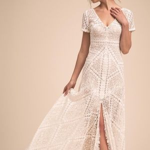 BHLDN Clements Gown